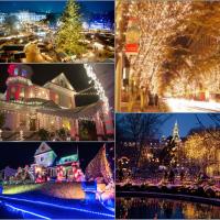 Locuri unde să îți petreci Crăciunul